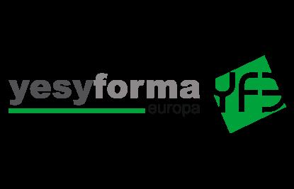 Somos distribuidores de Yesyforma europa