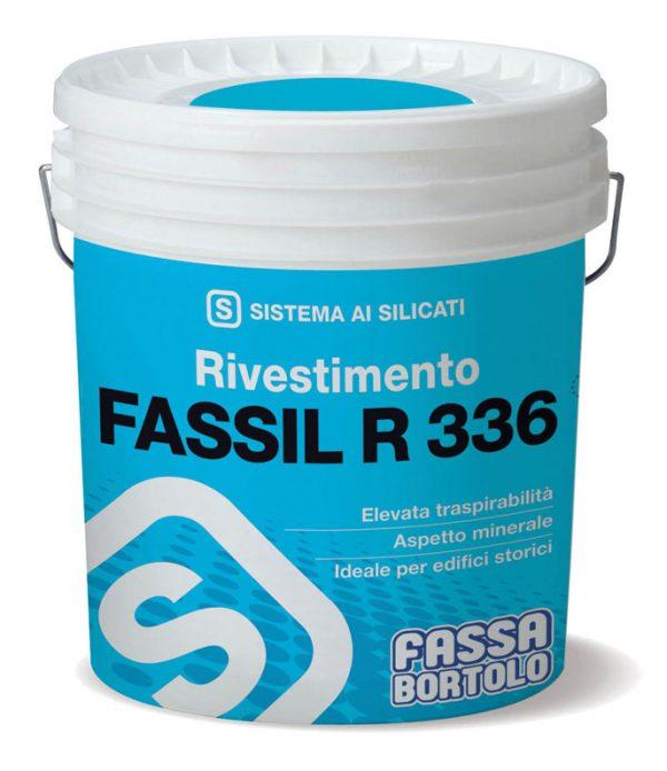 Revestimiento mineral a base de silicatos rústico para SATE