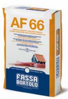 Adhesivo rasante AF 66