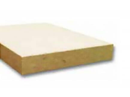 Paneles de Lana de Roca comprimida