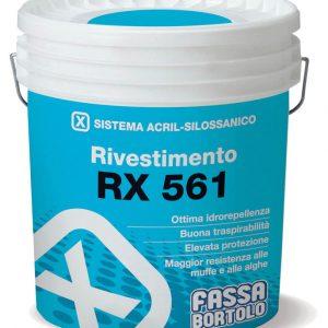 Revestimiento acril-siloxánico rústico para SATE
