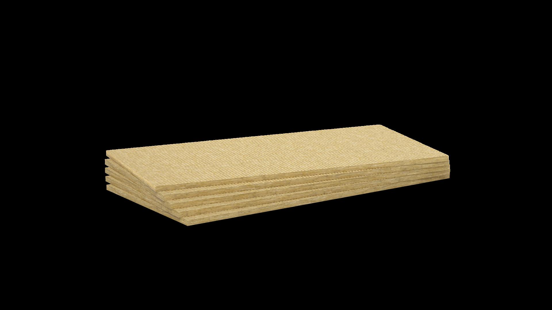 Panel rígido de lana de roca rocksol 501