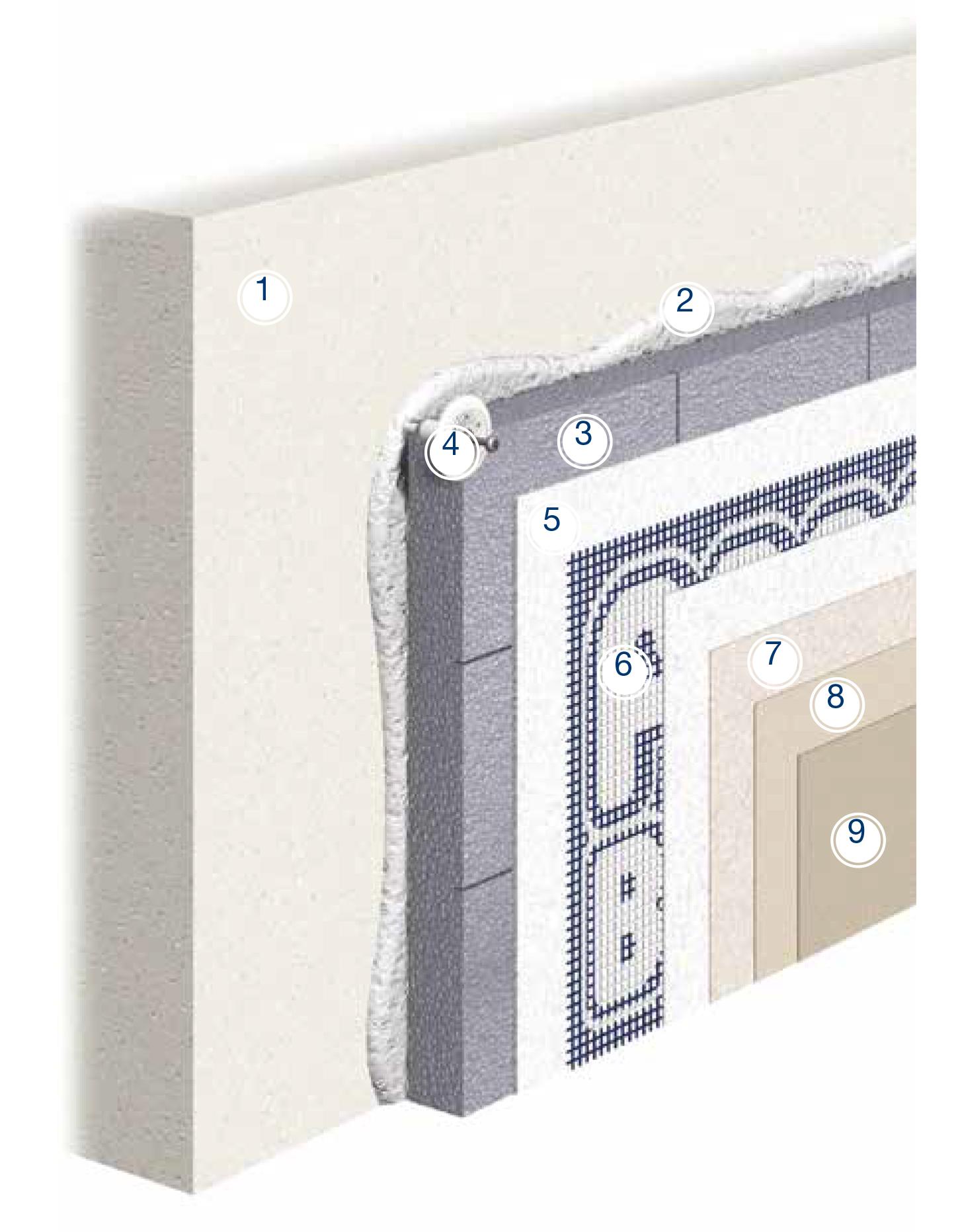 Fassatherm Silvertech para fachadas SATE