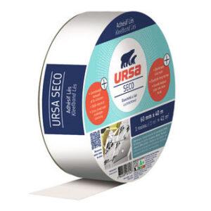 Cinta adhesiva en tiras para sistema de aislamiento por el interior URSA SECO