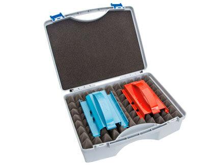 maletín de dos manerales para paneles aislantes q4