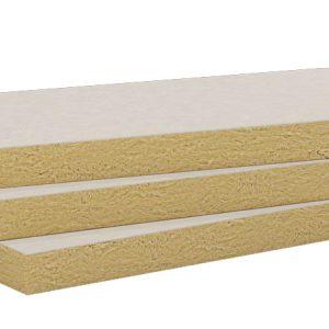 Paneles megarock para cubiertas ligeras metálicas