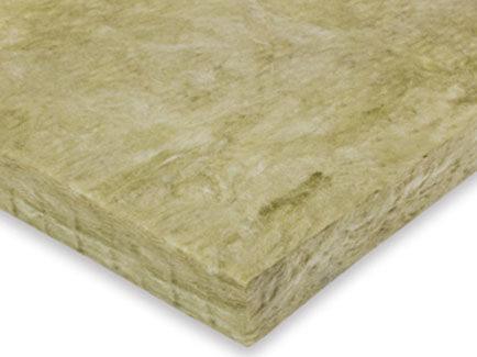 Paneles aislantes de lana mineral para paredes, tabiques y falsos techos