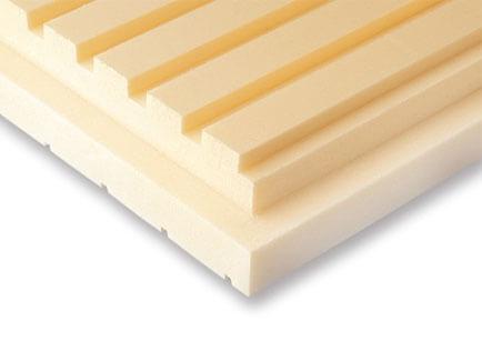 paneles aislantes xps para techos - cubierta de tejas amorteadas