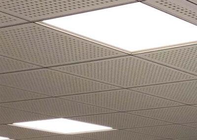 Aislamiento falso techo ursa