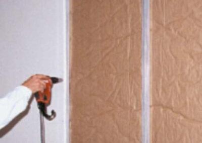Instalación de paneles con accesorios ursa