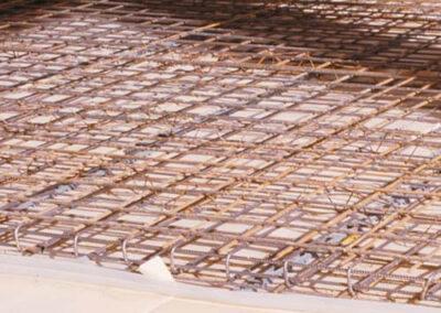Instalación del aislamiento para suelos y pavimentos ursa xps