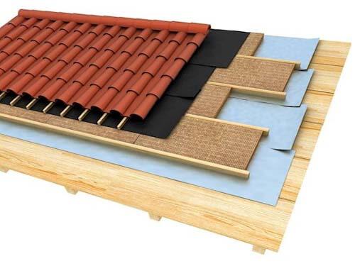 SATE para cubiertas con paneles ALPHAROCK-E-225