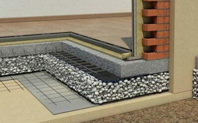 Aislamiento de suelos con altas exigencias mecánicas