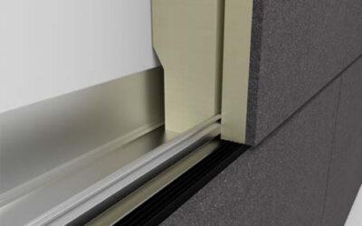 Aislamiento para paneles y elementos de construcción