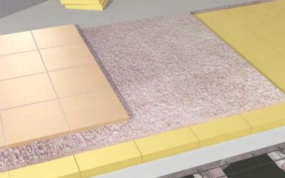 Aislamiento de suelos con paneles xps ursa
