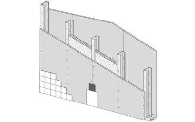 W38.es Tabique AQUAPANEL® Indoor