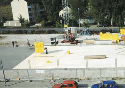 instalación de paneles xps en suelos para tráfico rodado