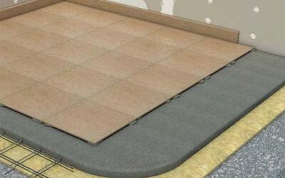 Aislamiento para suelos