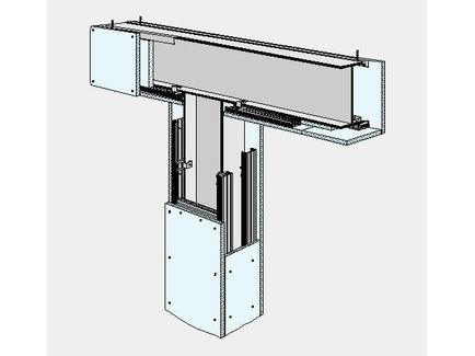 Protección pasiva contra incendios de vigas y pilares Knauf K25D.ES