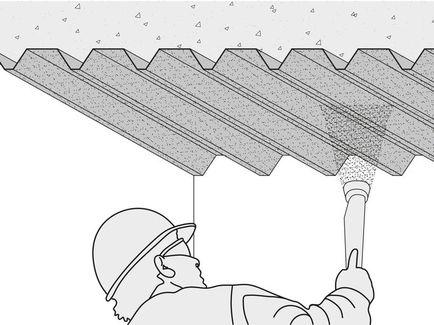 Protección pasiva contra el fuego de vigas y pilares