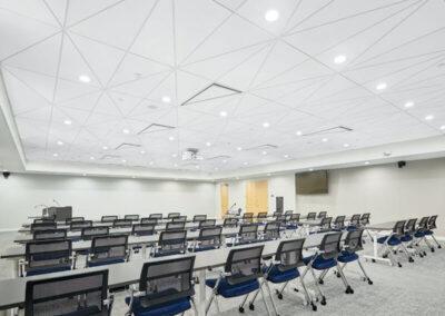 Techo SUPRAFINE ML en el Centro de Entrenamiento de Gwinnett
