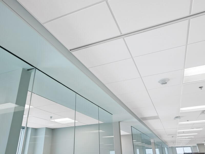 techo axiom glazing channel
