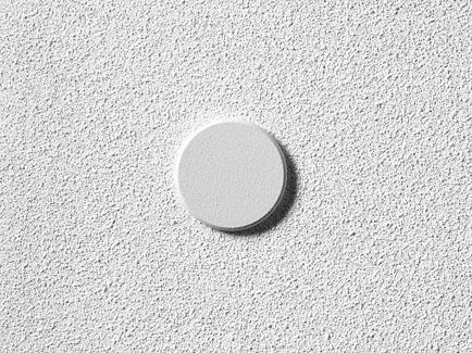 Panel para Techos Optima PB Capz de color blanco