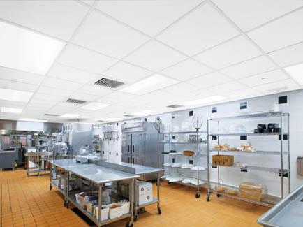 Panel para techo Kitchen Zone de Armstrong