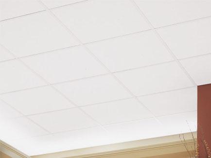 Panel para techos Pebble de Armstrong Ceilings