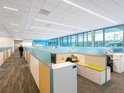 Paneles para Techos para Bibliotecas Optima PB