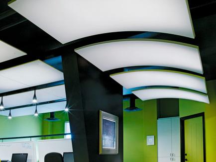 SOUNDSCAPES Acoustical Canopies